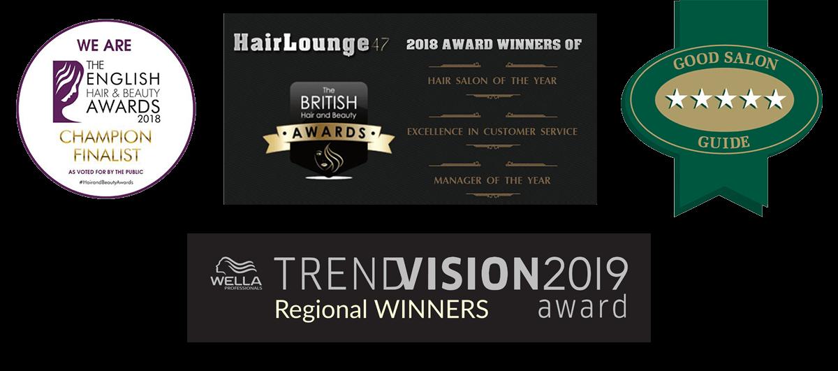 kelvedon award winning salon