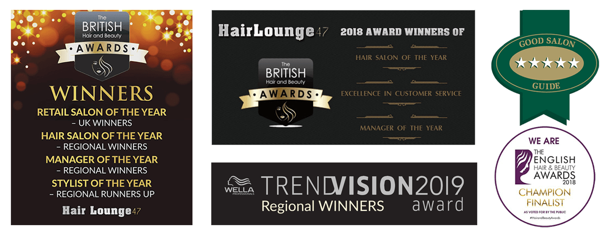 Colchester award winning salon